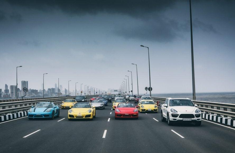 70 years of Porsche (1)