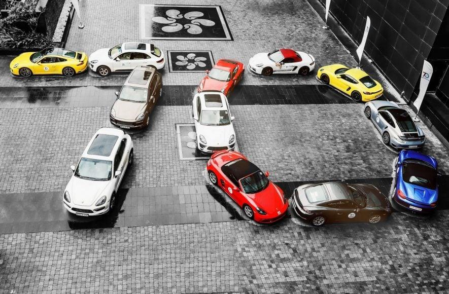 70 years of Porsche (2)