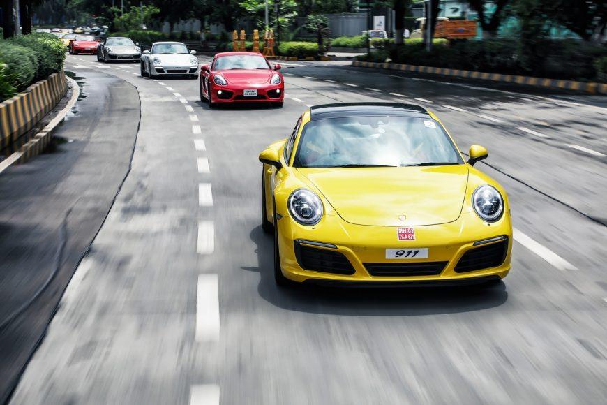70 years of Porsche (3)