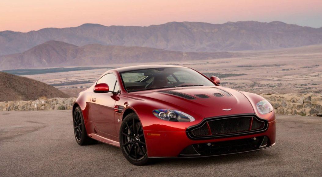 Aston Martin Vantage 5