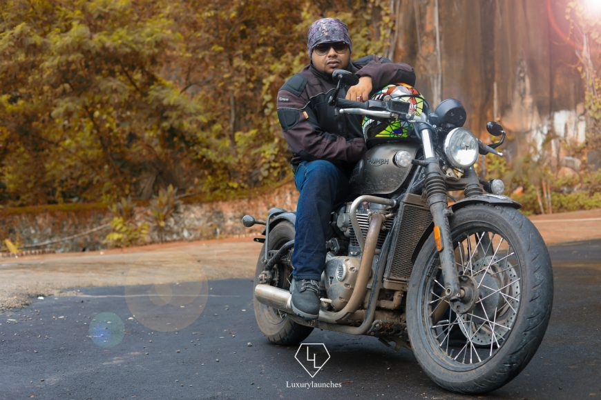 Triumph Bonnie Bobber Review 1