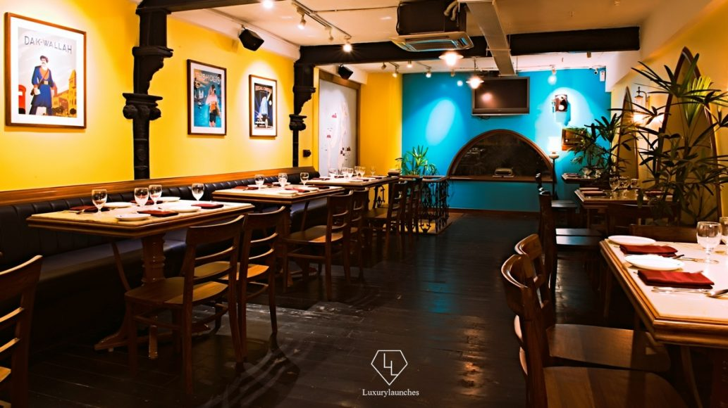 Bombay Vintage, Colaba (Interior Image) (1)
