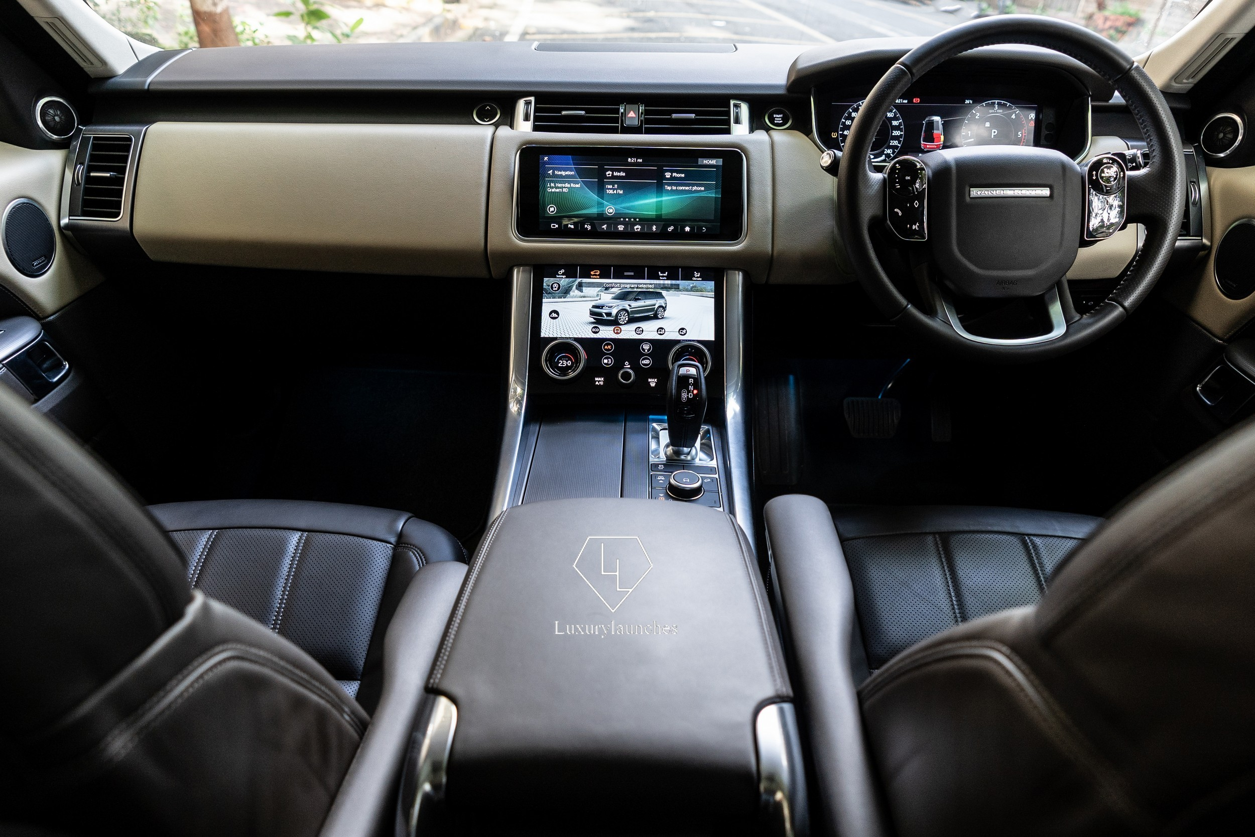Review - 2018 Range Rover Sport