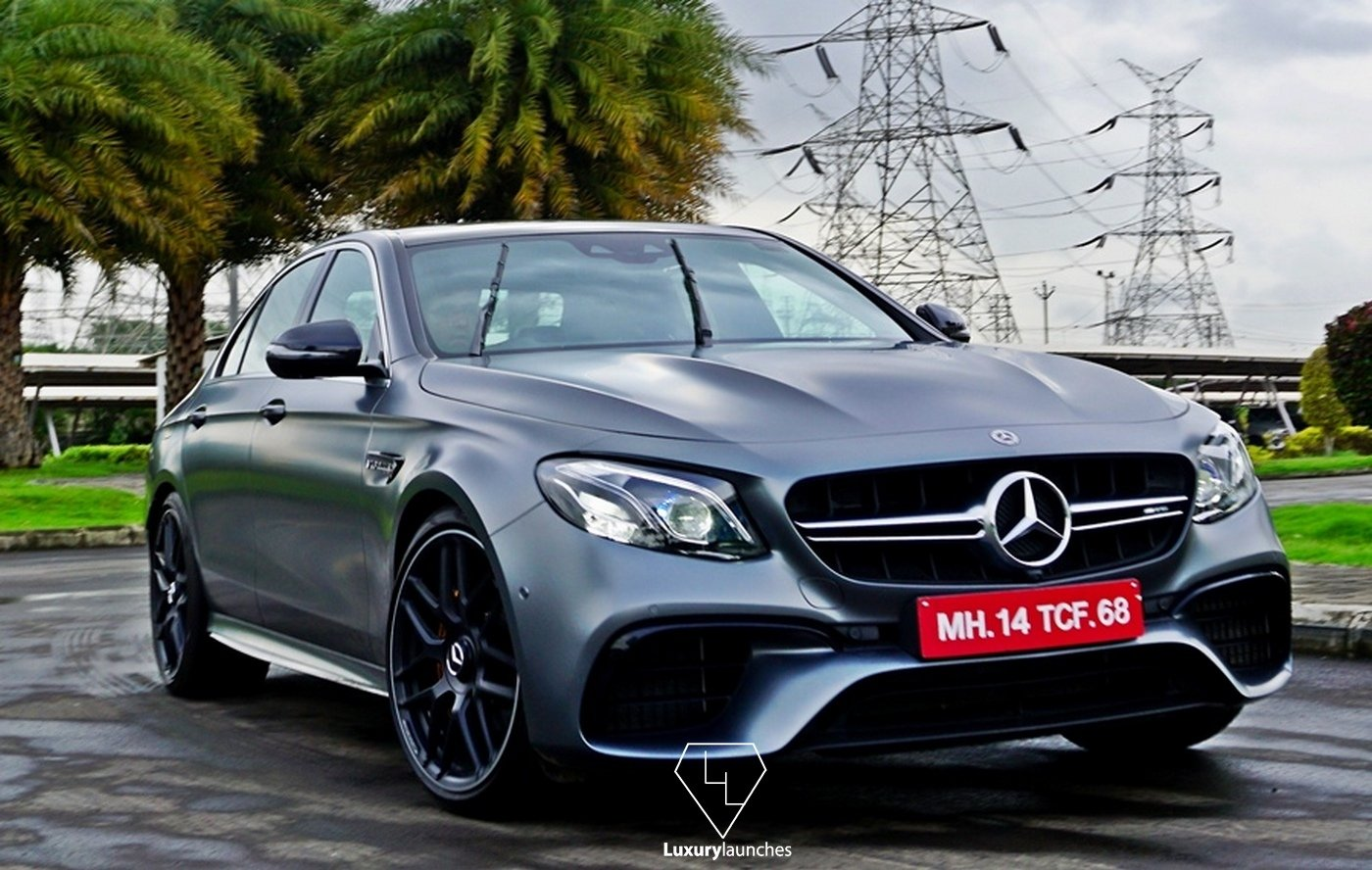 Review Of Mercedes Benz E63 S Amg India