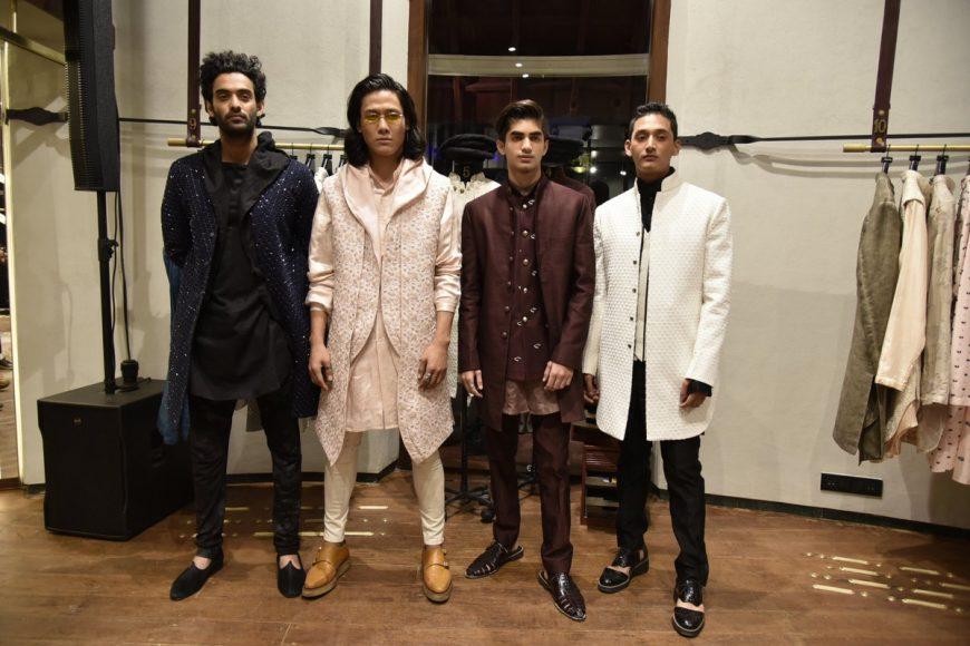 Models in Kunal Rawal