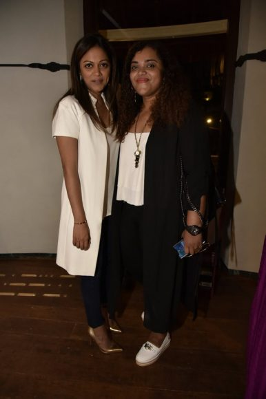 Pooja Deora, Aarti Shetty