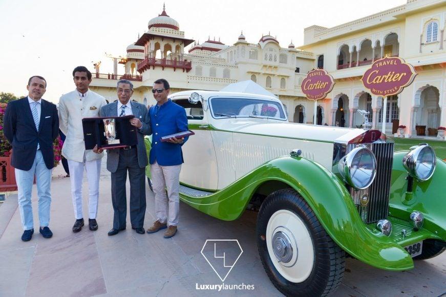 1935 Rolls Royce - Phantom 2 - Continental - Owner - Mr Amir Jetha