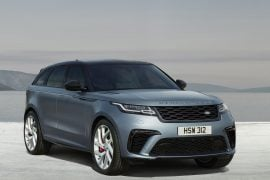 The most powerful Range Rover Velar is here – It packs a V8 and goes from 0 to 100 km/hr in 4.3 seconds