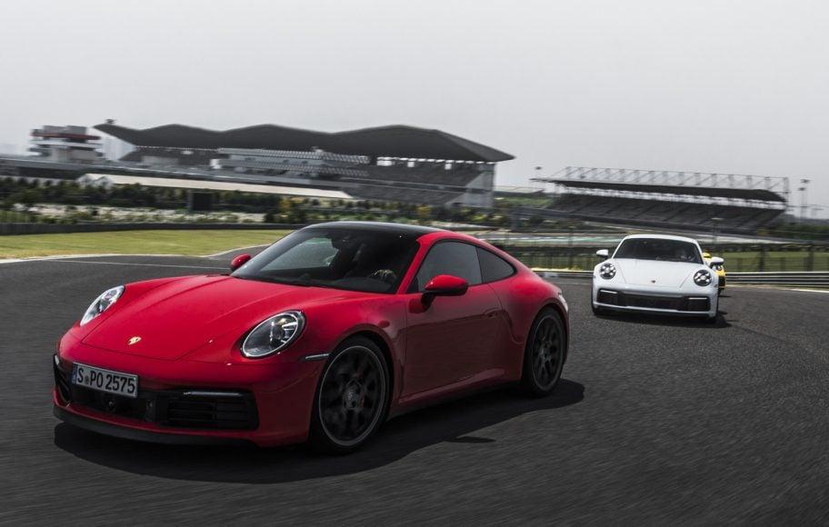 Porsche 911 India (1)