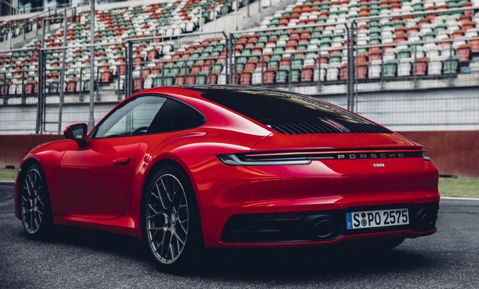 Porsche 911 India (3)