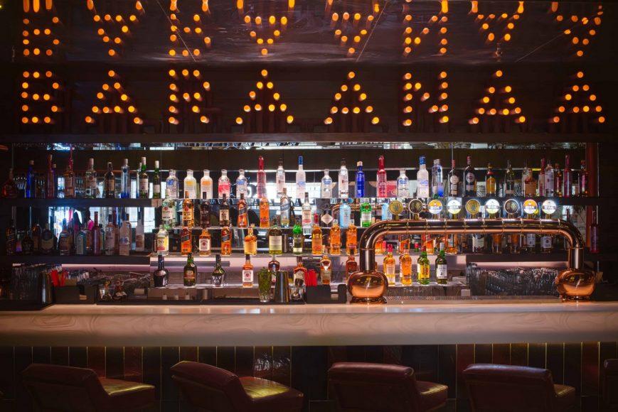 5- Interior - Baraanaa, World Cocktail Bar and Kitchen, Worli