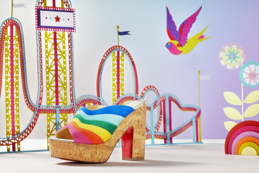Christian Louboutin vivacious Festiloubi collection (1)