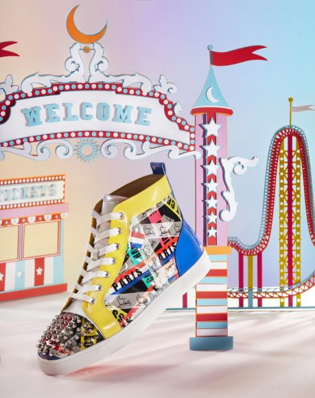 Christian Louboutin vivacious Festiloubi collection (2)