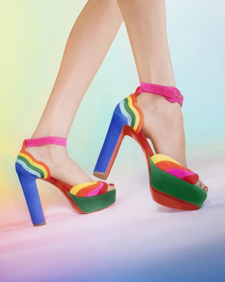 Christian Louboutin vivacious Festiloubi collection (5)