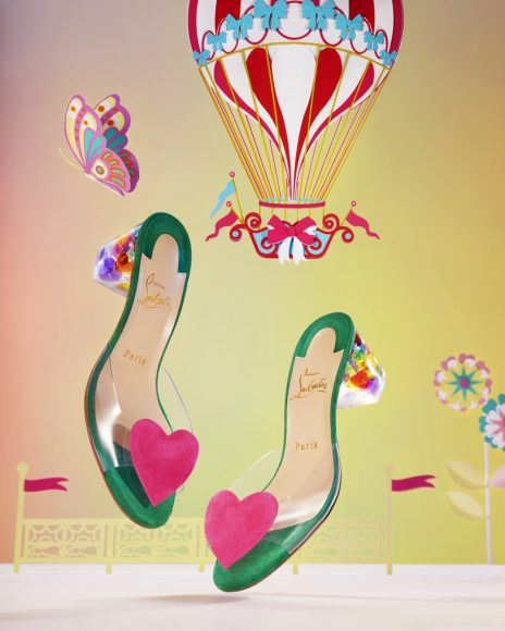 Christian Louboutin vivacious Festiloubi collection (6)
