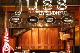 Review: Inside Juss by Sindhful's 2nd outlet at Flea Bazaar Café