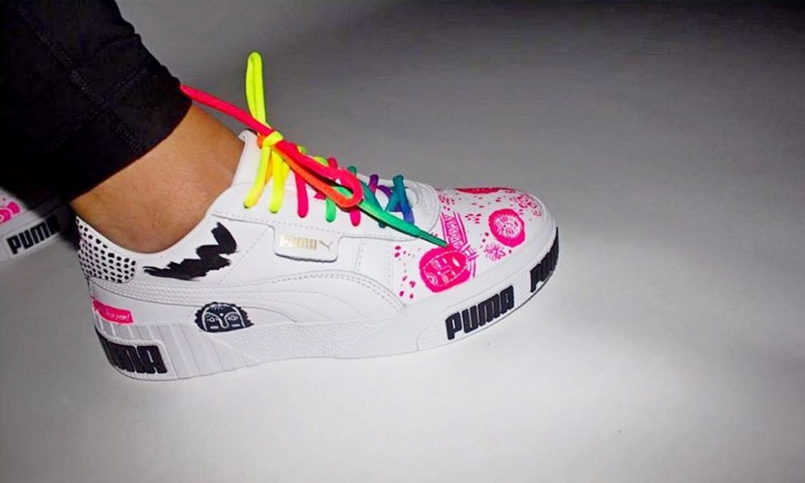 puma shoes limited edition