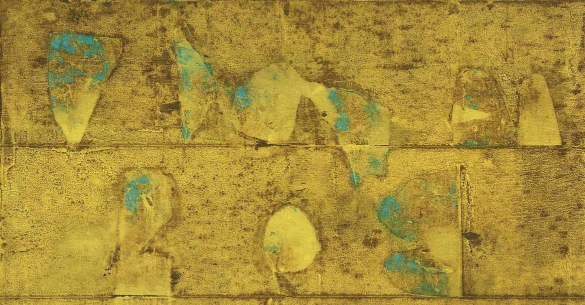Celebrated Indian artist VS Gaitonde's painting sells for $40 million
