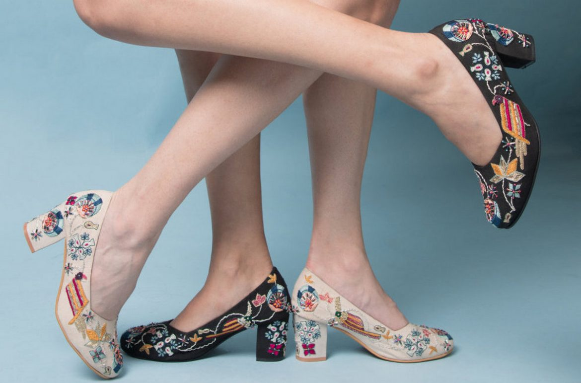 Payal Singhal x PAIO limited-edition footwear is what you need to get festive ready