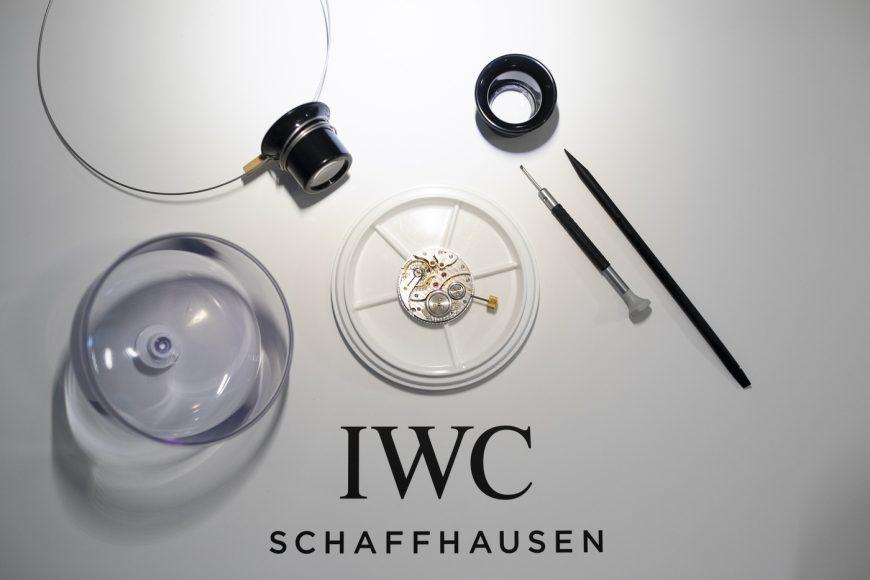 fine art of watchmaking with IWC Schaffhausen (2)