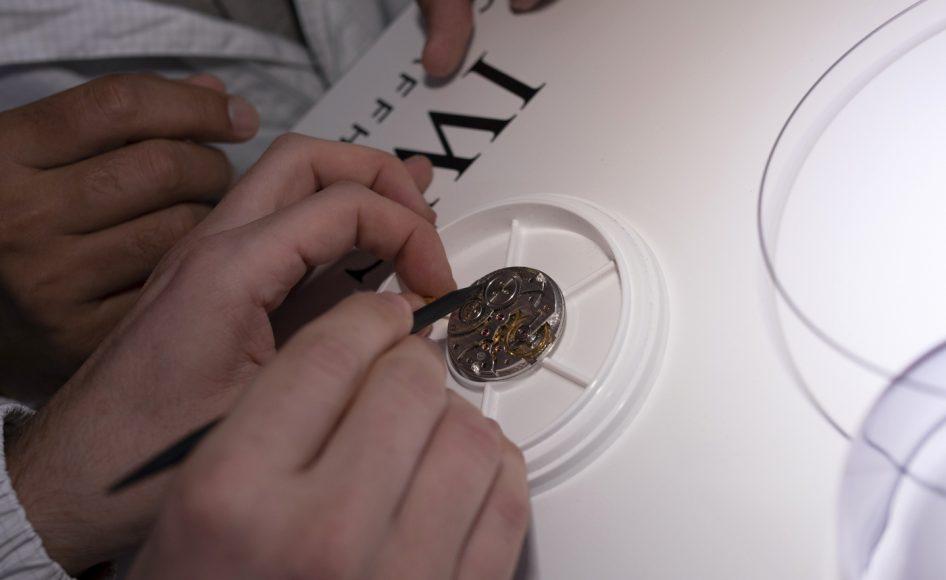 fine art of watchmaking with IWC Schaffhausen (8)