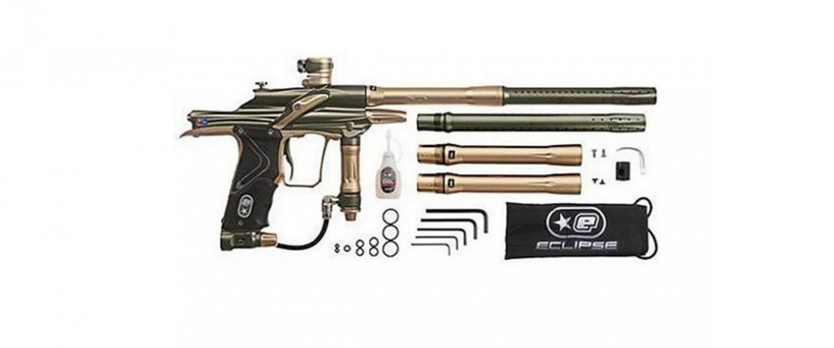 World S Most Expensive Paintball Gun