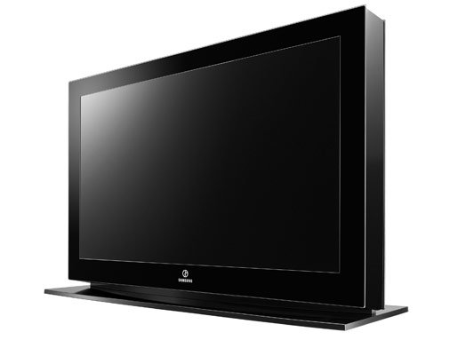 Samsung and Armani LCD TV