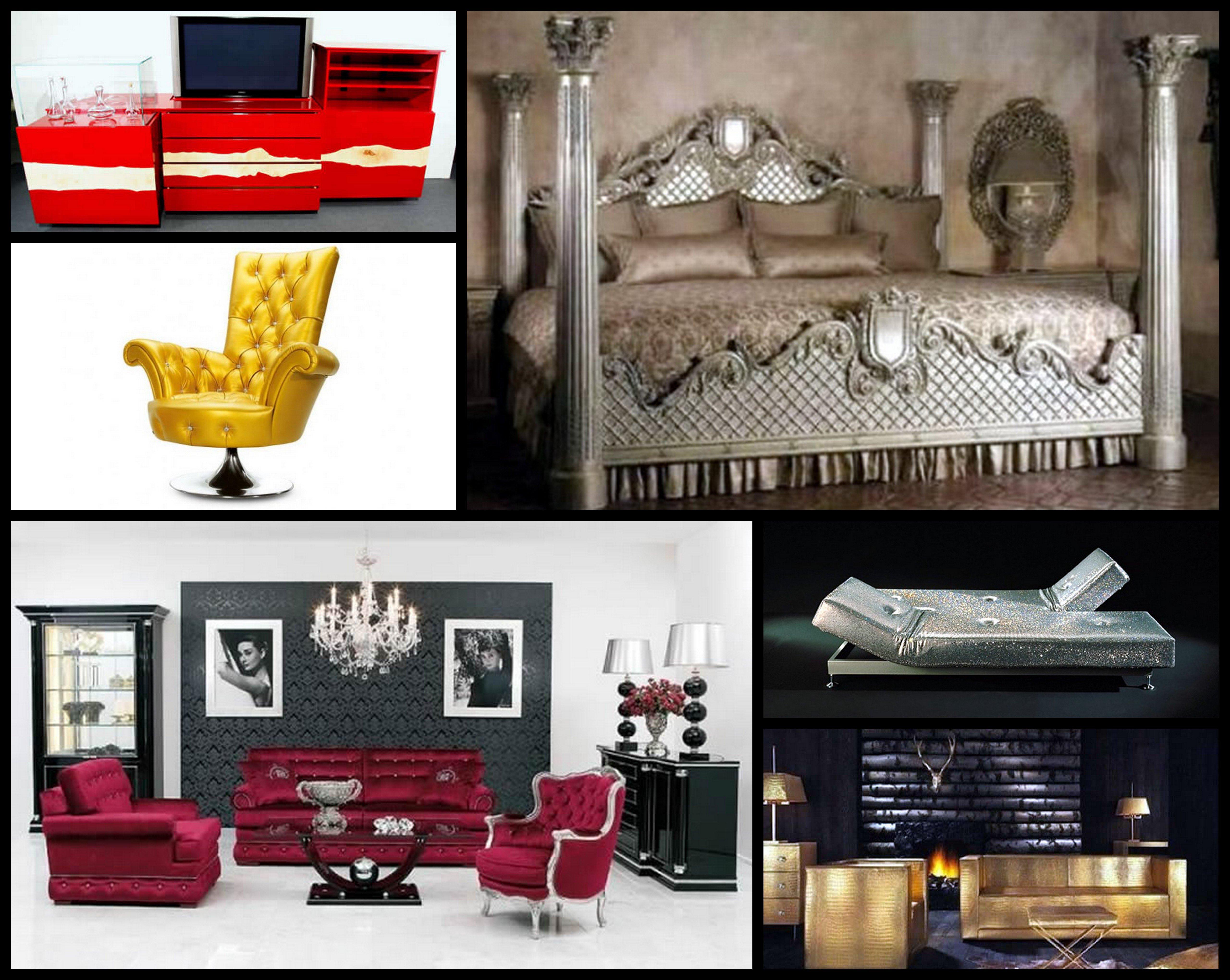 blinged-furniture