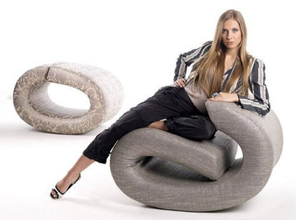 Get Cozy With The Eklipse Designer Lounge Chair