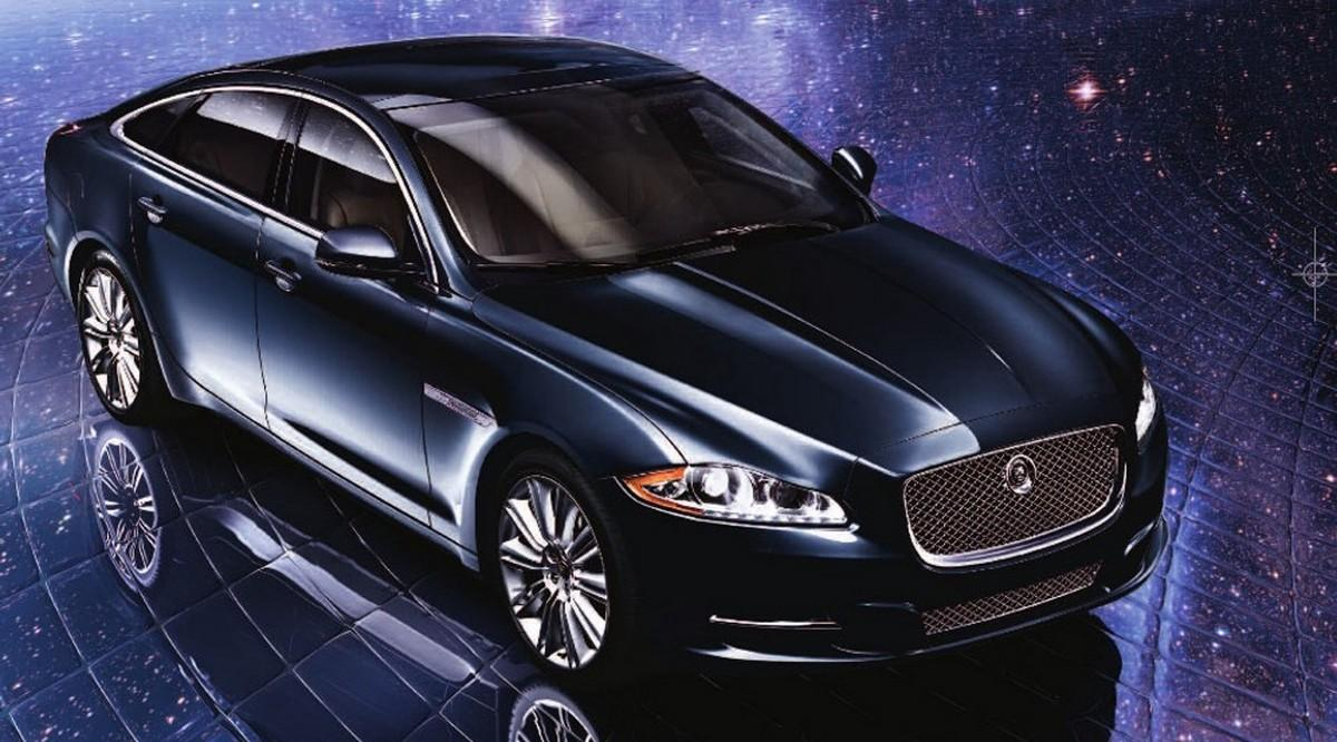 Limited edition Jaguar 2010 XJL sedan launched in Neiman Marcus Christmas book