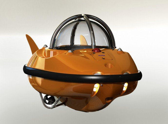 C-Explorer Submarine Line from U-Boat Worx all set to let you dive into deep seas