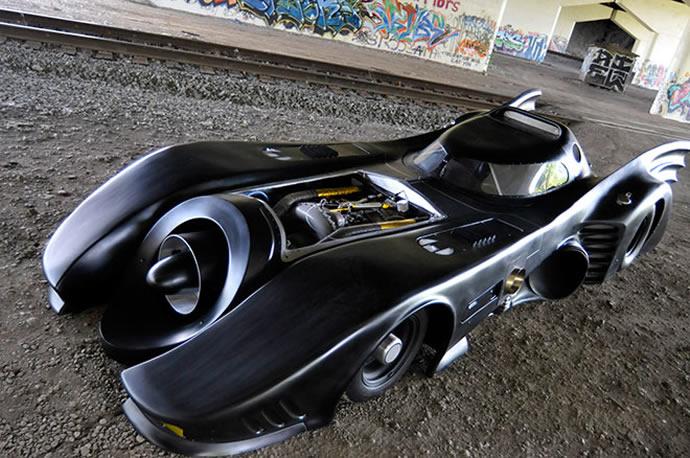 Putsch-Racing-Batmobile