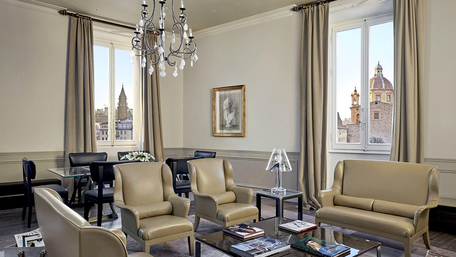 St Regis Florence Opens Up With A Bottega Veneta Suite