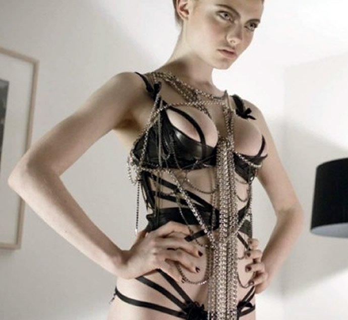Agent Provocateur's steamy new Soirée collection is available online