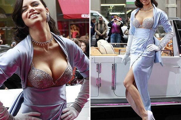 Giantess Carrei: Victoria's Secret Angels And Their Multi-million Dollar