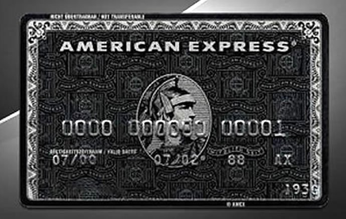 The 7 Most Exclusive Credit Cards In The World