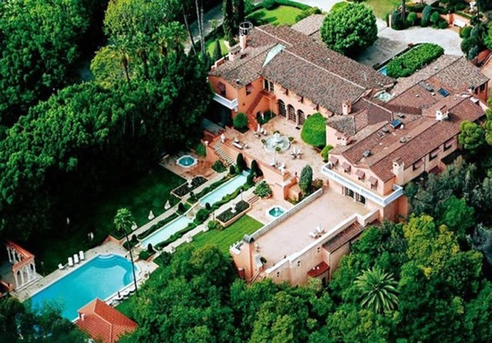 Top 10 Biggest Homes In The United States
