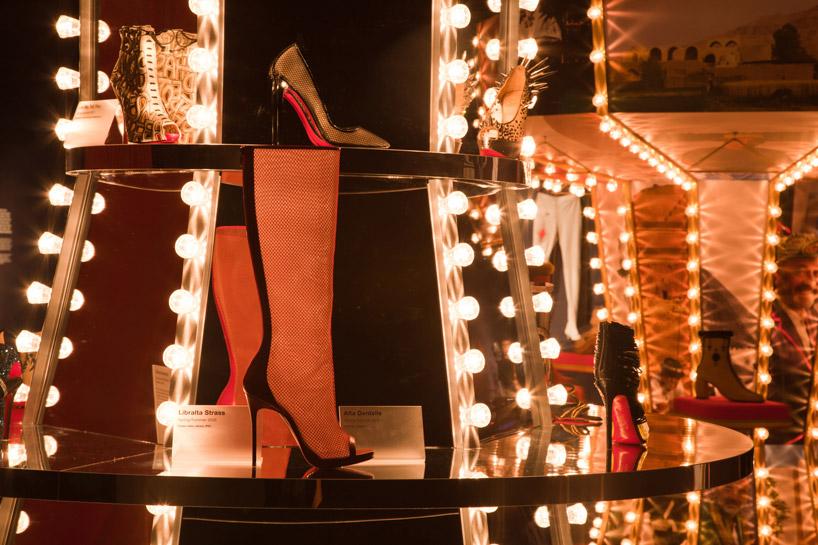 Christian Louboutin Retrospective showcased at design ...