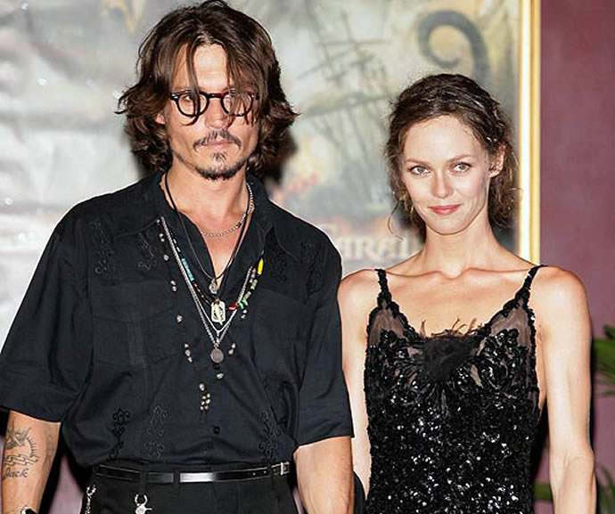 Johnny Depp-Vanessa Paradis's £100 million break up is one of the biggest pay-offs between an unmarried couple