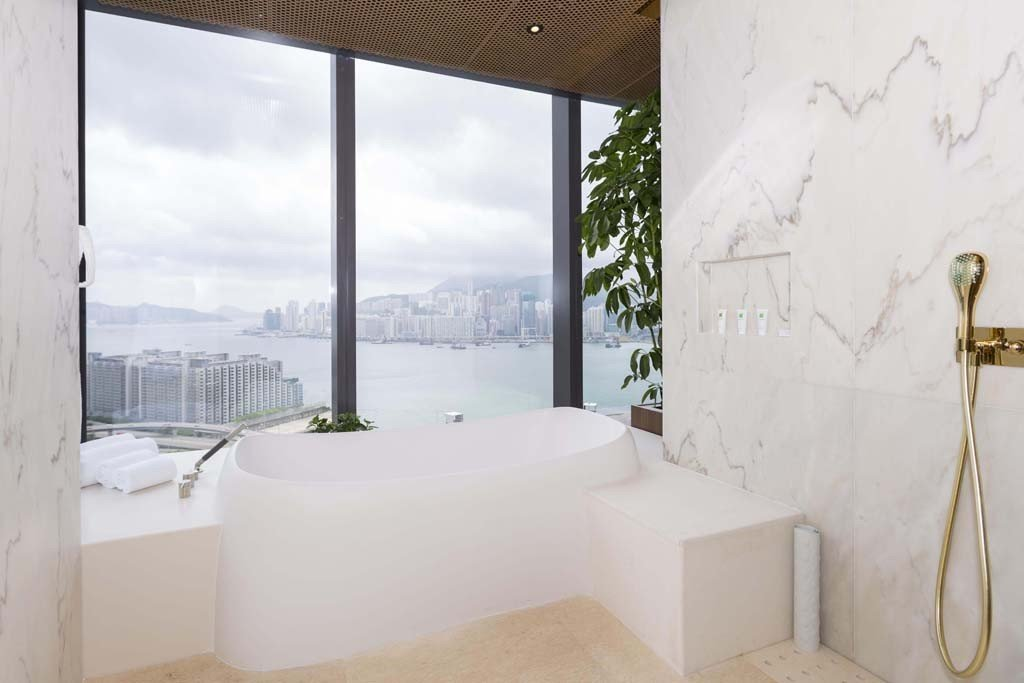 Vivienne Tam Designs Hotel Suite At Hotel Icon Hong Kong