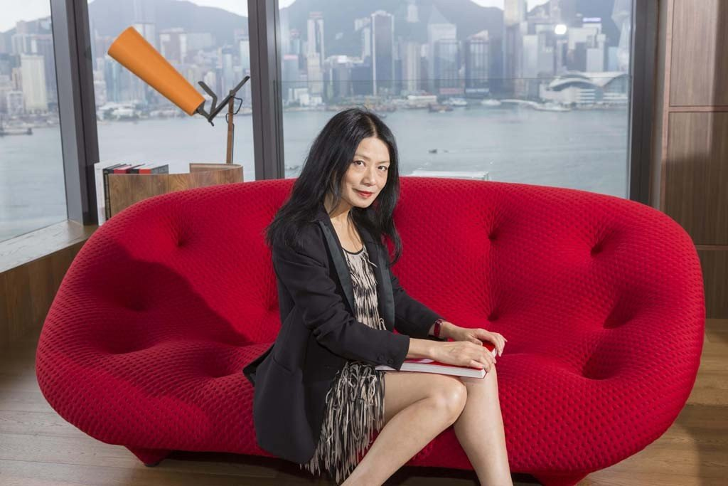 Vivienne Tam designs hotel suite at Hotel Icon, Hong Kong