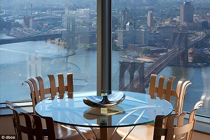 For $60,000 a month you can rent the highest penthouse in ...
