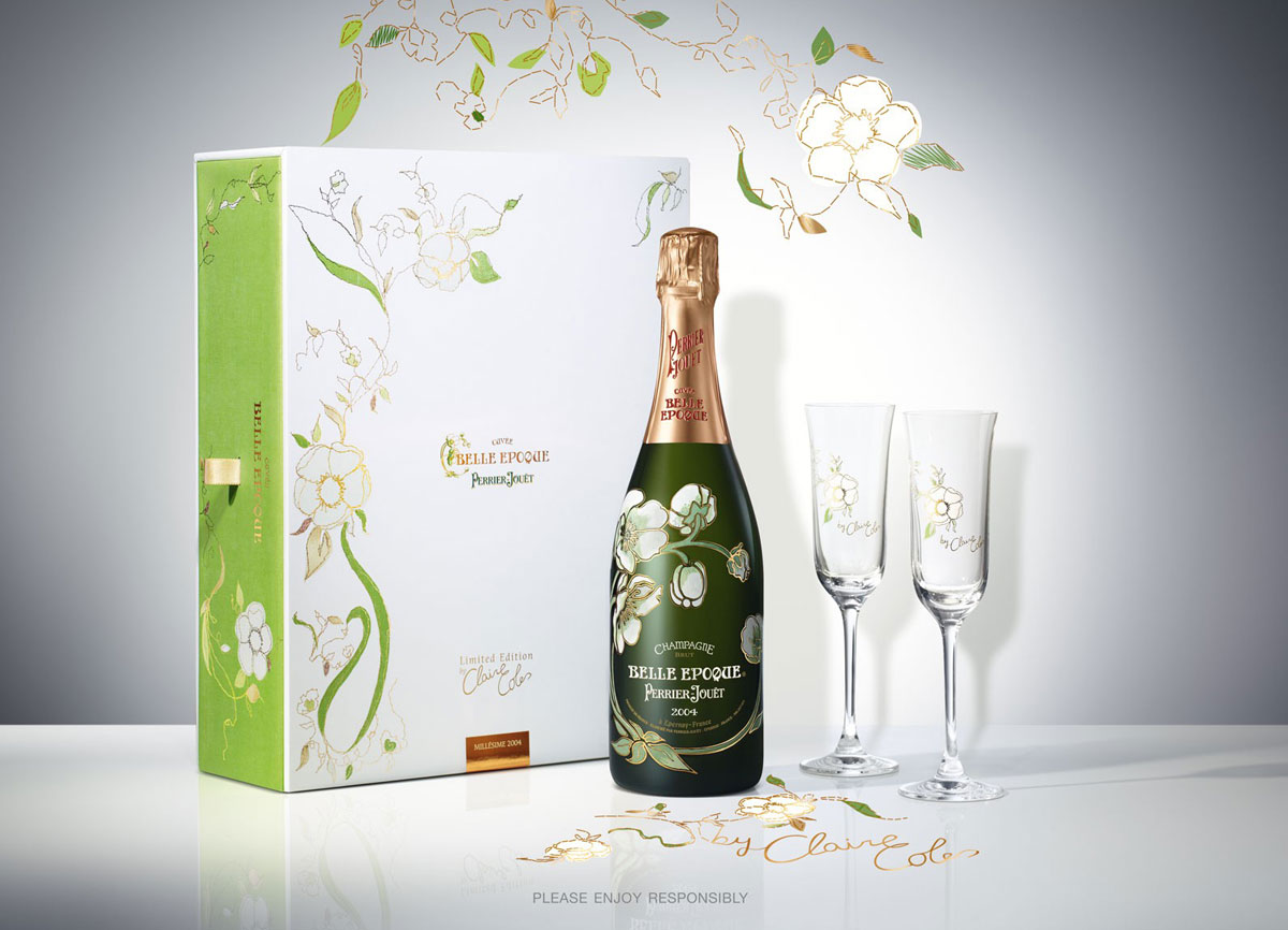 Perrier Jout Collection by Claire Coles is now on sale