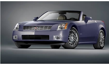 Cadillac V Series >> Cadillac Platinum for XLR, STS, DTS unveiled