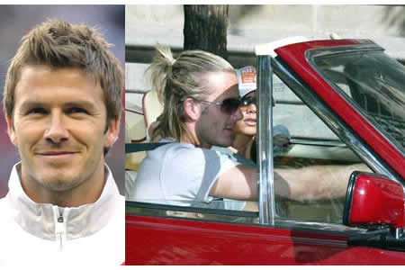 Most Expensive Car In The World >> Football players and their cars – David Beckham