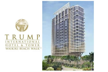 Trump International Hotel and Tower Waikiki Beach Walk ... |Trump Tower Waikiki Hotel