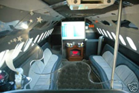 A Boeing 727 Limo Is Actually A Jumbo Jet Mercedes