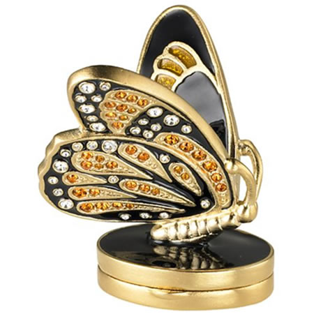 Estee Lauder S Beautiful Butterfly Perfume Compact