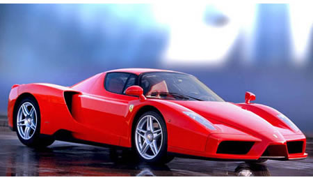 $1M Ferrari Enzo donated to St. Jude Children's Research Hospital