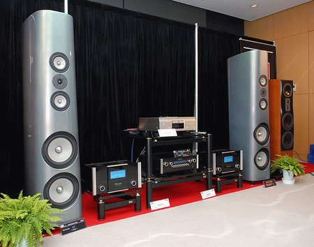 Car Sound Systems >> Snell Reference Tower A7 Speakers - $35,000 for a pair